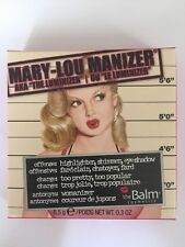 the Balm Mary Lou Manizer Illuminator