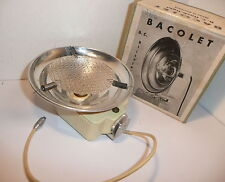 INTERESTING BACOLET  BULB FLASH , BOXED