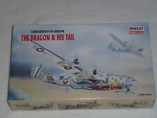 NEW Minicraft 1/72 Consolidated B-24J Liberator Dragon & Tail Model Kit #11614