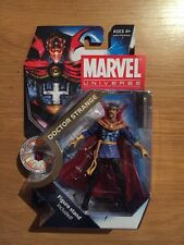 2010 Marvel Universe Doctor Strange Action Figure MOC Sealed Hasbro Series 3 #12