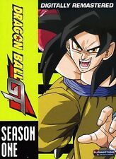 DragonBall GT: Season One [5 Discs] (2008, DVD NIEUW) Uncut5 DISC SET