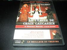 """RARE! DVD """"LE CERCLE DE CRAIE CAUCASIEN"""" Coline SERREAU, Gilles PRIVAT / theatre"""