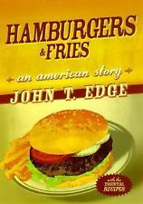 Hamburgers and Fries: An American Story-ExLibrary
