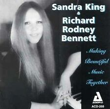Sandra King, Richard Bennett - Making Beautiful Music Together, Excellent CD