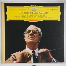 HAYDN: Symphony 88, 98 JOCHUM DGG Germany 138 823 Tulips Red Stereo LP NM