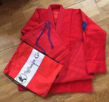 A4 Rosso spietato GI, Brasiliano Jiu Jitsu, BJJ GI Kimono,