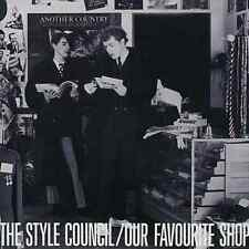 THE STYLE COUNCIL - Our Favourite Shop (EX/VG)