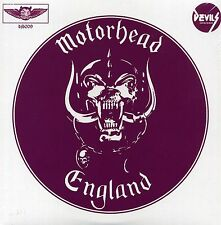"Motorhead - Leaving Here / White Line Fever 7"" SWEDEN SLEEVE WHITE WAX Motörhead"