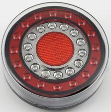 BULLS Eye LED tout-en-un feu arrière avec réflecteur intégré anneau Rouge Pour Voiture Kit,