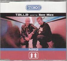 Talla 2XLC NRG (1998, meets Tom Wax) [Maxi-CD]