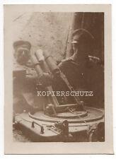 Original Foto Minenwerfer / Granatwerfer1.WK