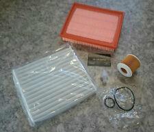 Inspektionspaket Filter Wartungskit Toyota Prius III 1,8 Hybrid 73KW 2009-