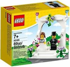40165 Minifigure Wedding Favour Set