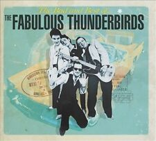 The Bad & Best of the Fabulous Thunderbirds by The Fabulous Thunderbirds (CD,...