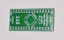 5 Pcs. of PCB SMD CONVERTER ADAPTER TQFP32 CONVERT to DIP 16 PIN SIZE 1.9x4.2 CM