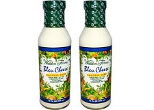 Walden Farms ZERO Calorie FREE Salad Dressing Blue Bleu Cheese 2 Pack NO Gluten