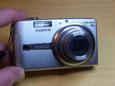 Fujifilm FinePix F480 8.2 MP Digital Camera - Silver