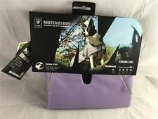 NEW Lilac Hurtta Motivation Medium Dog Cooling Coat Size 45cm 18""