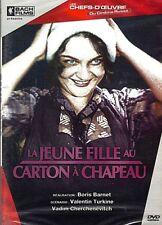 28772//LA JEUNE FILLE AU CARTON A CHAPEAU 1927 VOSTF DVD NEUF