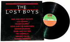 THE LOST BOYS SOUNDTRACK--INXS+ ROGER DALTREY+ ECHO & THE BUNNYMEAN+ LOU GRAMM