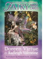 Fairy Tarot  78 Card Deck complete with Guidebook Doreen Virtue Magic occult