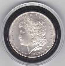 1879 - S United States Morgan Silver One Dollar Coin