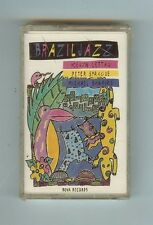 KEITH LETTAU / PETER SPRAGUE / MICHAEL SHAPIRO - BRAZIL JAZZ - CASSETTE - NEW