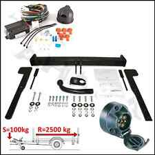 Enganche + kit eléctrico de 7 polos Ford Galaxy / Ford S-Max 2006-