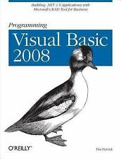Programming Visual Basic 2008 : Build . NET 3. 5 Applications with...