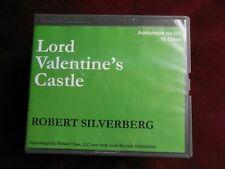 Silverberg - LORD VALENTINE'S CASTLE  - Unabridged audio CDs - EX-LIB