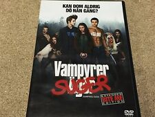 * NEW DVD Film * VAMPIRES SUCK * sca