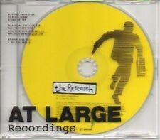 (AK416) The Research, C'mon Chameleon - DJ CD