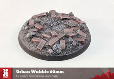 Urban Wubble mkii 60mm ronde conique resin base