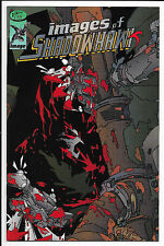 Image Comics - Images Of Shadowhawk - #1 of 4 Sept 1993