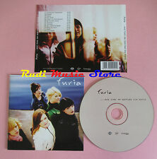 CD FURIA And then we married the world 2003 VIRGIN MTG CD 52001 no lp mc dvd vhs