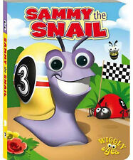Sammy the Snail (Wiggly Eyes),