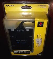 FACTORY SEALED  Sony PS2 (Playstation 2) SCPH-70120 Multitap  [4 Player Adapter]