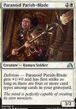 Paranoid Parish-Blade X4 NM Shadows Over Innistrad MTG Card White Uncommon
