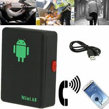 Real Time GPS Tracker GSM GPRS System Vehicle Tracking Device T789 Mini A8