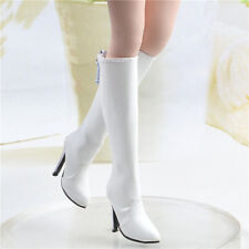 For female PHICEN Hot Toys Kumik ZC Flirty Girl 1/6 CUSTOM NUDE shoe boots only