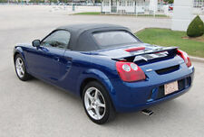 FOR TOYOTA MR2 SPYDER UN-PAINTED GREY PRIMER Lighted Rear Spoiler Wing 2000-2006