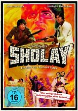 Sholay - Bollywood Mediabook DVD NEU + OVP!