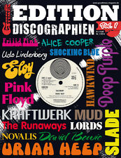 GoodTimes Edition Vol. 1 - Discographien Good Times ua. Eloy Frijid Pink Cluster