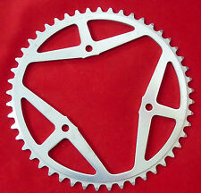 "NOS Sugino 49T ROAD Chainring * 3 HOLE  3/32"" 90MM BETWEEN HOLES VINTAGE CYCLING"