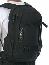 Dakine Black Mission - 25 Litre Snowboarding Backpack