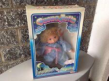 Vintage#80S Bambola Doll Fiba Bibo Buona Notte Good Night Rare#Nib