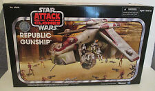 Star Wars Attack of the Clones Republic Gunship Vintage Collection TRU exclusive