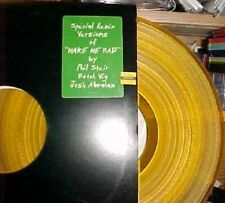 Korn Make Me BAd Yellow Vinyl  DJ Us 12""