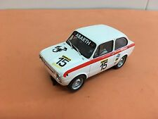 FIAT 850 ABARTH SCALEXTRIC TECNITOYS REF 6455