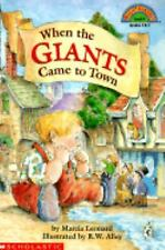 When the Giants Came to Town (Hello Reader! (DO NOT USE, please choose level and